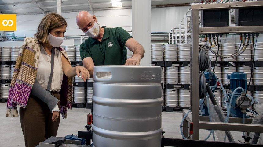 Cervezas Gran Vía creará hasta 150 empleos directos y 750 indirectos – Loopulo