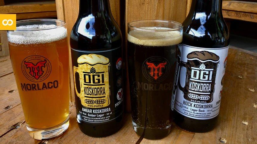 Ogi Koskorra, la primera cerveza navarra de economía circular | Loopulo