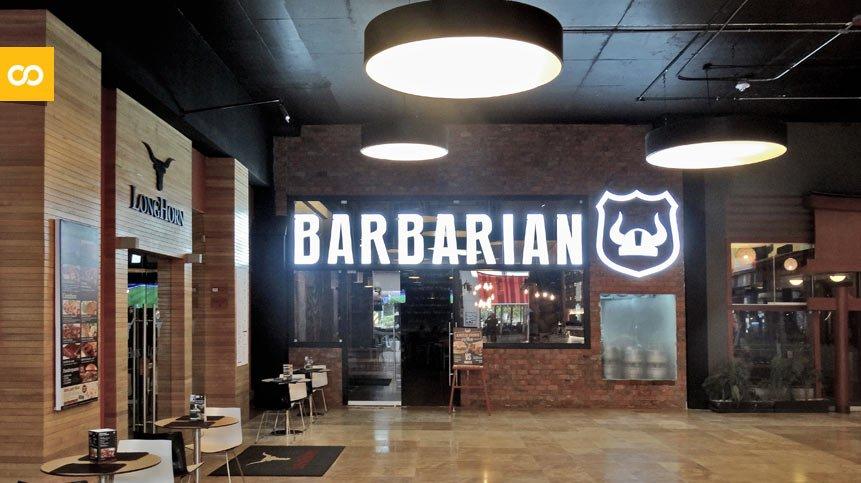 Cervecería Barbarian | Loopulo
