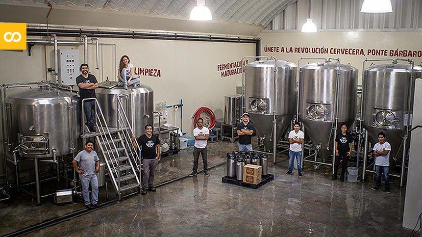 Fábrica Cervecería Barbarian | Loopulo