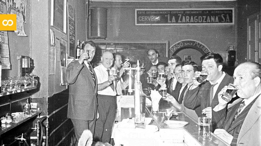 Establecimiento que expende únicamente cervezas La Zaragozana | Loopulo