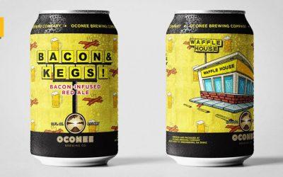 La CERVEZA DE BACON ya existe y se llama Bacon & Kegs