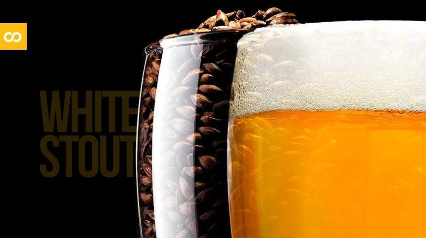 White Stout, la cerveza negra que en realidad no es negra - Loopulo
