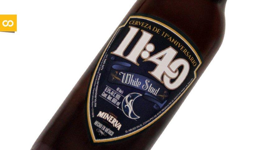 11:40, de Cerveza Minerva | Loopulo