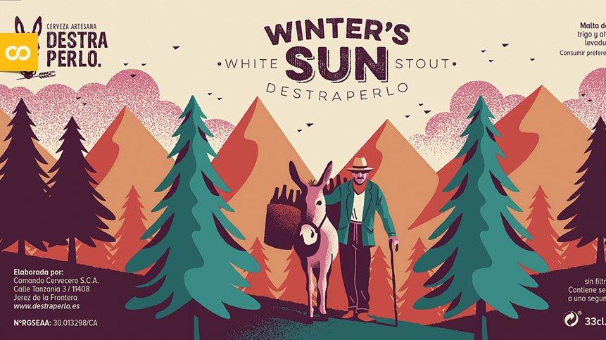 Winter's Sun, de Destraperlo | Loopulo