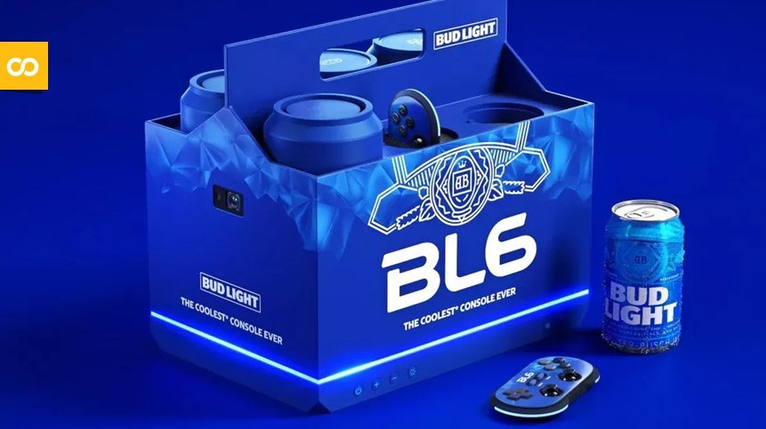 BL6, la consola de Bud Light - Loopulo