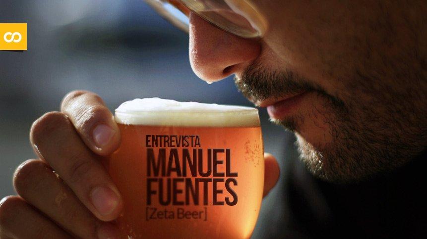 Entrevista a Manuel Fuentes, maestro cervecero de Zeta Beer | Loopulo