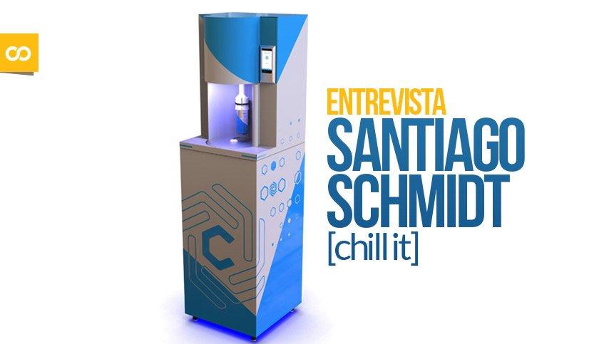 Entrevista a Santiago Schmidt, Chill It | Loopulo