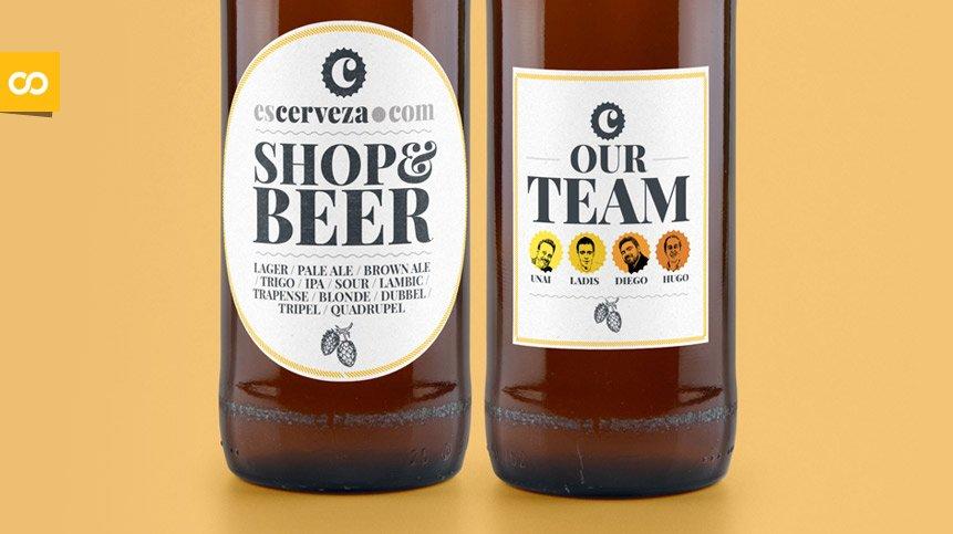 Escerveza.com, un nuevo soplo de aire fresco para el mercado virtual de la cerveza | Loopulo