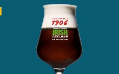 La Pelirroja, la primera cerveza Ale de la gama de cervezas 1906