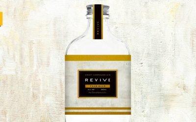 REVIVE Gin, una ginebra elaborada con 80.000 Budweiser