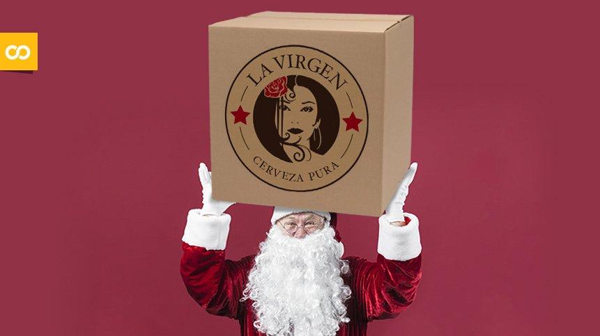 El Birrero, la propuesta de suscripción navideña de Cervezas La Virgen - Loopulo