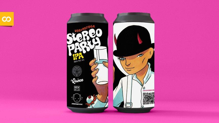 Stereocraft, un proyecto cervecero musical de La Quince y Subterfuge Records- Loopulo
