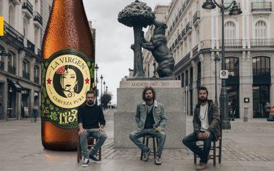 Tu Otra Bonita y Cervezas La Virgen brindan por Madrid y sus bares