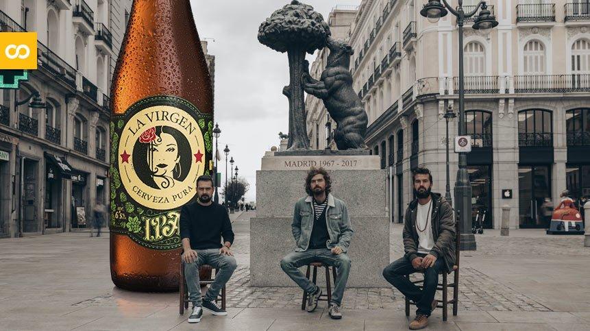 Tu Otra Bonita y Cervezas La Virgen brindan por Madrid y sus bares - Loopulo