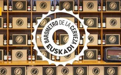 El barómetro de la cerveza en Euskadi pone de manifiesto los cambios en los hábitos de consumo