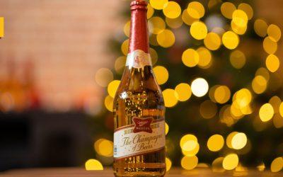 Miller High Life vuelve en Navidad con The Champagne of Beers 2020