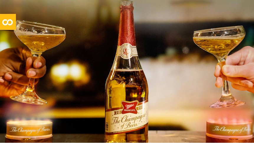 Miller High Life vuelve en Navidad con The Champagne of Beers 2020 | Loopulo