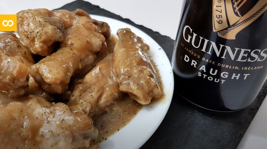 Receta de Pollo con cerveza negra (Stout o Porter) - Loopulo