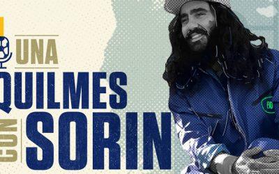 Juan Pablo Sorín presenta junto a Quilmes y Elis Producciones un ciclo de podcasts