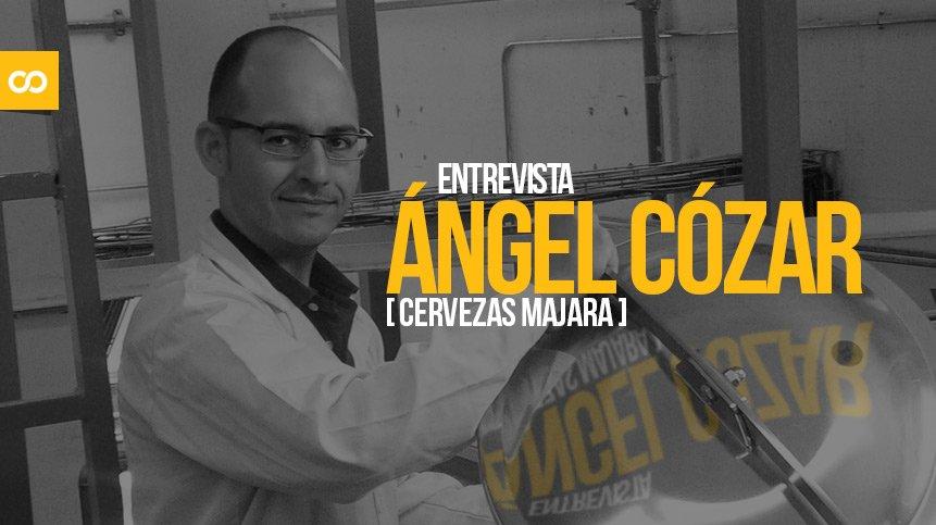 Entrevista a Ángel Cózar, Maestro Cervecero de Cervezas Majara - Loopulo
