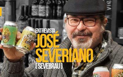José Severiano: «Puede que mi error sea no hacer cervezas que no me gusta beber»