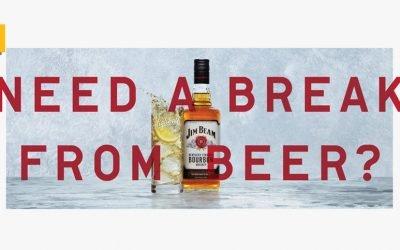 Jim Beam Highball, ¿una opción para quienes se aburren ya con las cervezas?
