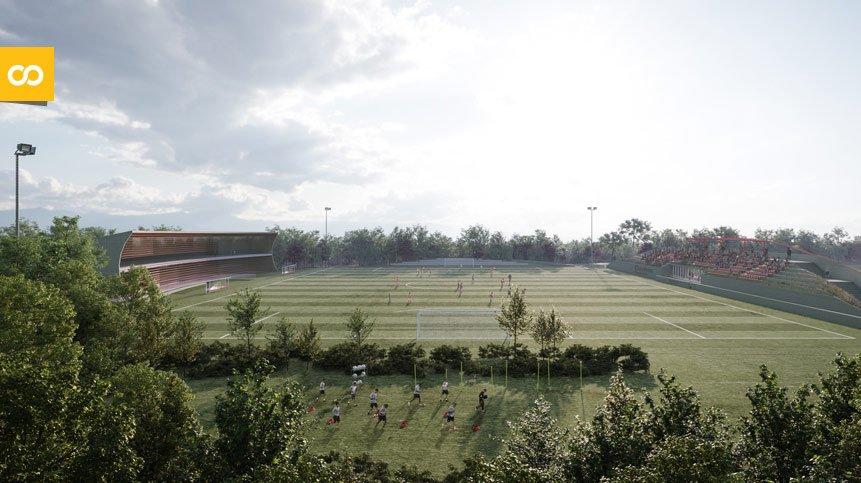La Fundación Damm tendrá ciudad deportiva - Loopulo