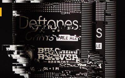 Ohms Pale Ale, la nueva craft de Deftones y Belching Beaver Brewery