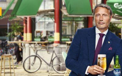Mads Mikkelsen protagoniza el nuevo spot de la Carlsberg 0.0