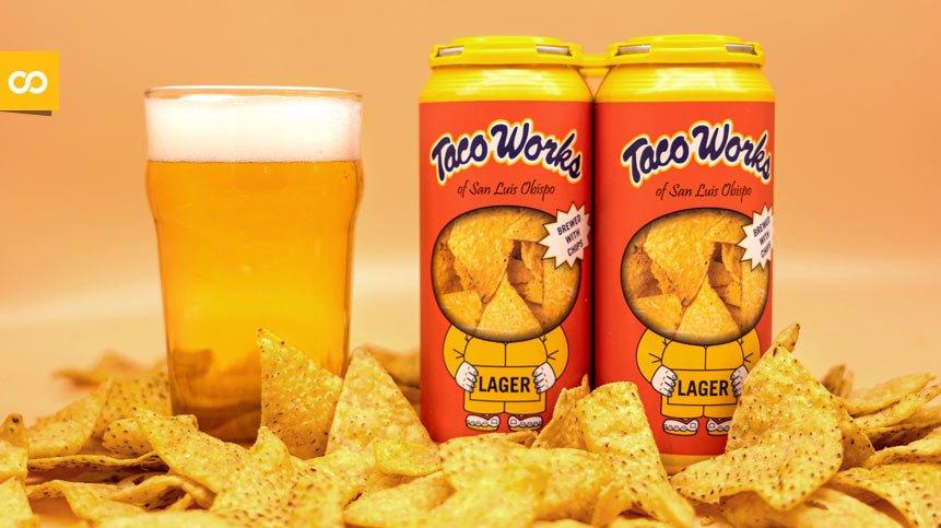 Taco Works y Tio Rodrigo lanzan la primera cerveza con nachos del mundo | Loopulo
