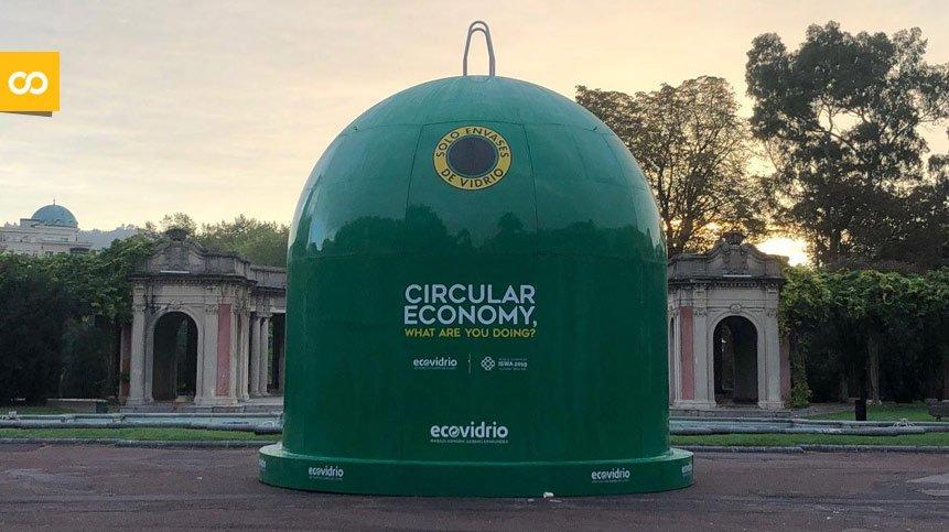 El director general de Damm Jorge Villavecchia se convierte en nuevo presidente de Ecovidrio | Loopulo