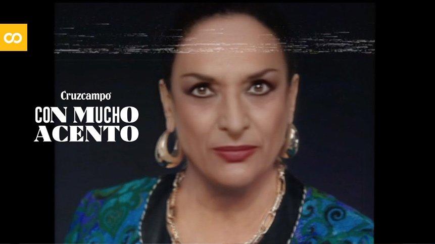 Cruzcampo resucita a Lola Flores en su nuevo spot | Loopulo