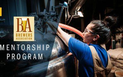 Brewers Association lanza un programa de mentores para formar a nuevos profesionales