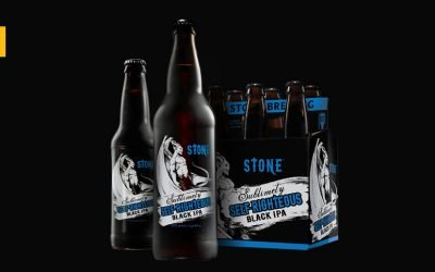 Sublimely Self-Righteous Black IPA de Stone Brewing regresa tras 14 años