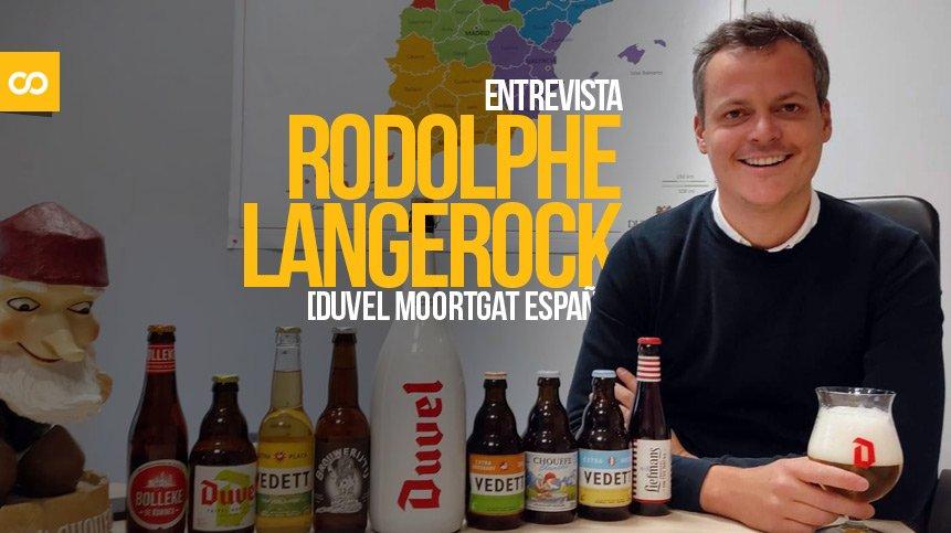 Entrevista a Rodolphe Langerock, gerente general de DuvelMoortgat España - Loopulo