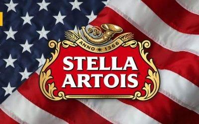 Stella Artois traslada su producción europea a Estados Unidos