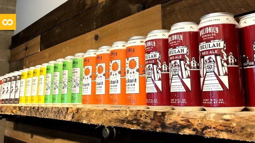 Una cervecera de Colorado lanza una Oreo Stout sin gluten - Loopulo