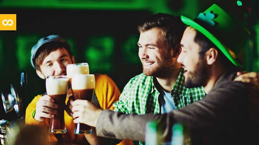 Guinness te regala un año de cervezas gratis por St. Patrick's - Loopulo