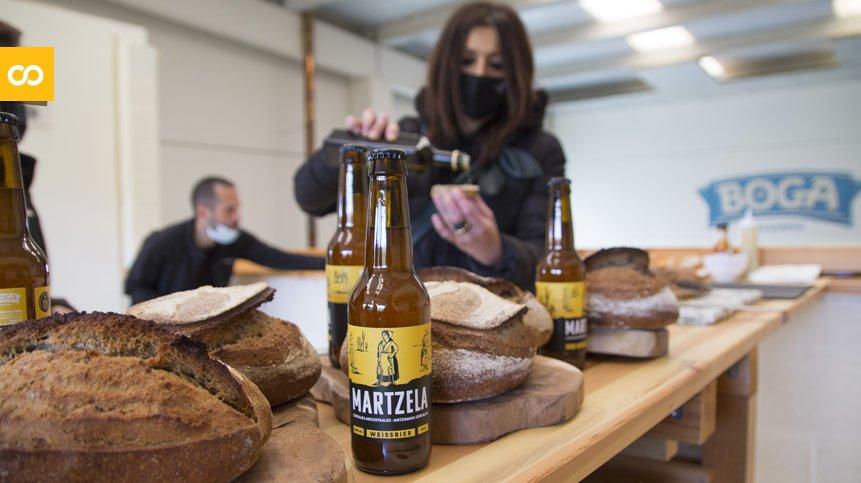 Martzela, la nueva cerveza de trigo de Boga Garagardoa - Loopulo
