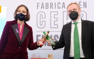 Cervecera CERO Emisiones: La fábrica de Cruzcampo de Jaén, primera de España