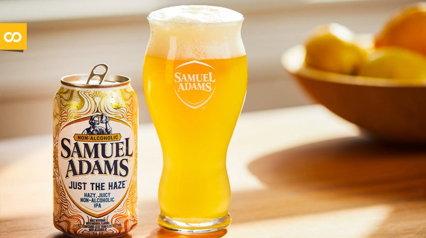 Just the Haze, la primera IPA sin alcohol de Samuel Adams | Loopulo