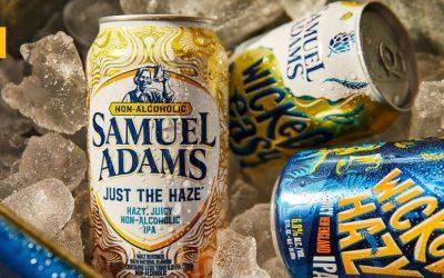 Just the Haze, la primera IPA sin alcohol de Samuel Adams