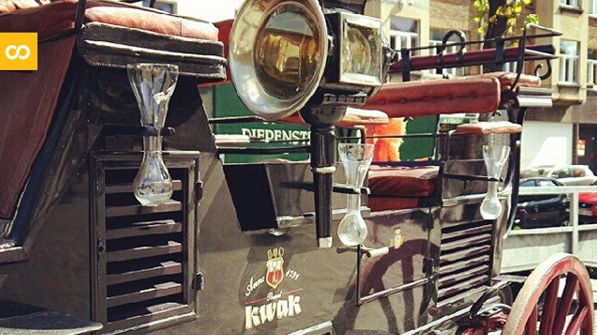 Kwak, la cerveza belga cumple 230 años | Loopulo