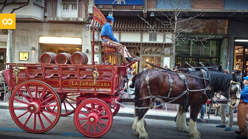 Ambar reedita su cerveza 1900 y recupera el reparto con caballos - Loopulo