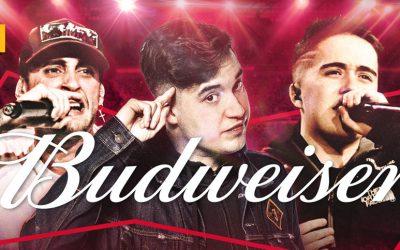 Budweiser ofrece la retransmisión de la Batalla de ElClásico de LaLiga Santander a través de los mejores freestylers