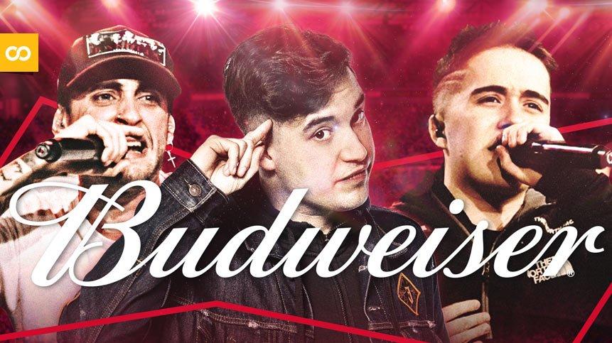 Budweiser ofrece la retransmisión de la Batalla de ElClásico de LaLiga Santander a través de los mejores freestylers - Loopulo