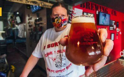 Carolina Reaper Chili Beer: ¿la cerveza más picante del mundo?