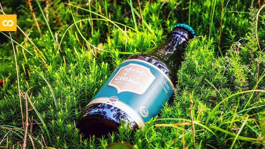 Chimay Green, una nueva cerveza se une al portfolio de la cervecera trapense - Loopulo
