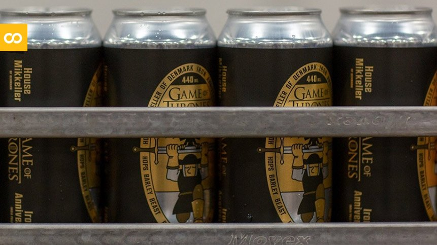Iron Annivesary IPA, la cerveza de Mikkeller que esperábamos los frikis - Loopulo